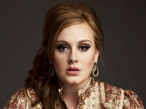 Adele is powerful