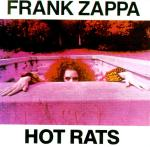 Hot Rats album Cover Zappa