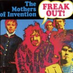 The Mothers of Invention Freak Out! Album Cover