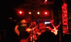 Torche Live at Burt's Tiki Lounge May 2013